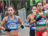 Daniela Torres consiguió marca olímpica