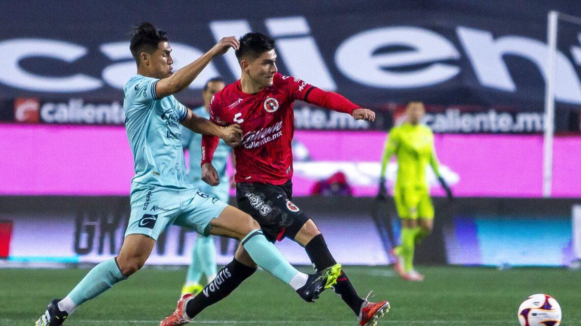 Xolos cayó 2-3 en casa ante Mazatlán