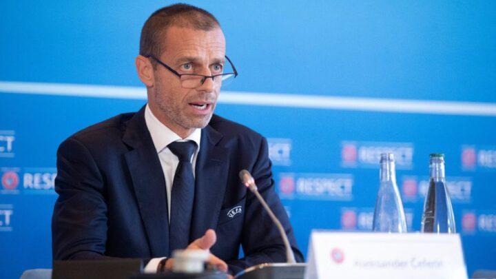 Jugadores de Superliga no podrán participar en la Euro y el Mundial