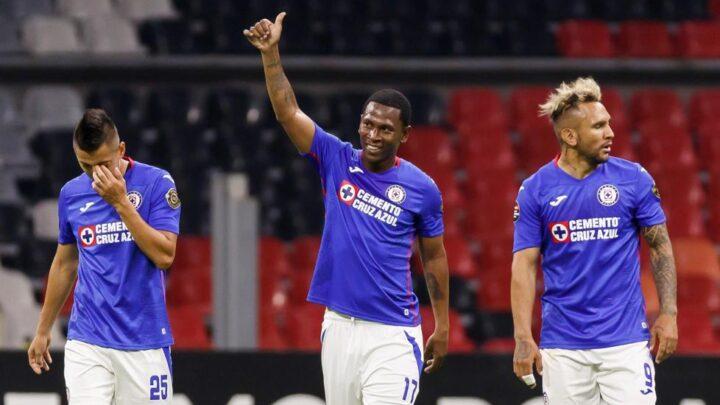 Cruz Azul es semifinalista de la Concachampions