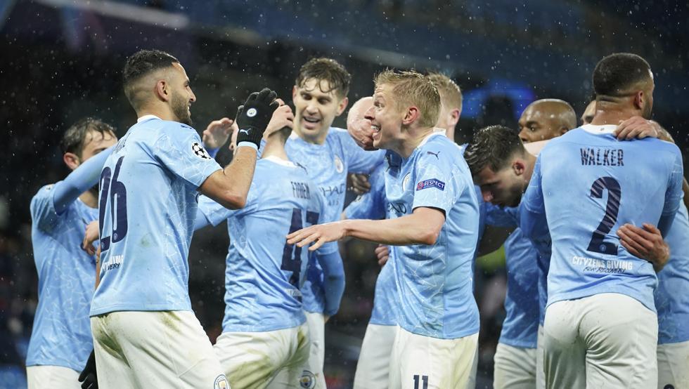 El Manchester City jugará la final de la Champions League