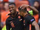 Países Bajos goleó a Macedonia