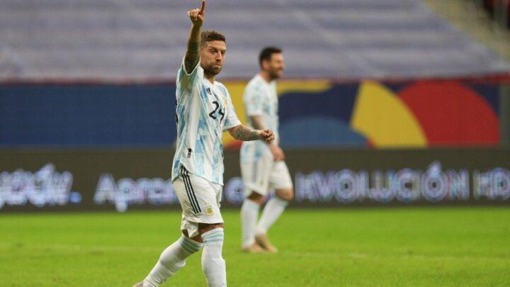 Argentina avanza a Cuartos de Final en la Copa América
