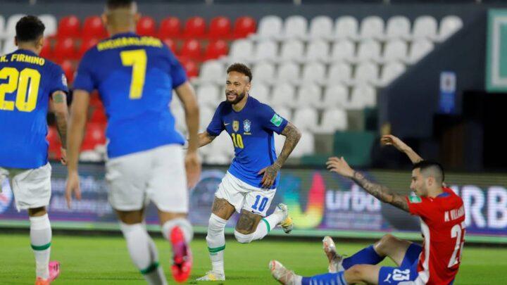 Brasil se mantiene en la cima de las eliminatorias sudamericanas