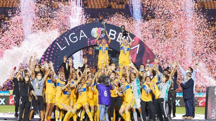 Tigres femenil ganó el Guard1anes 2021