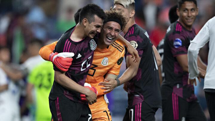 México derrotó en penales a Costa Rica