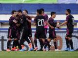 TRI olímpico igualó con Arabia Saudita en partido de preparación