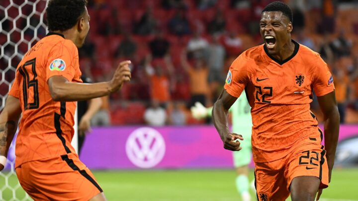 Países Bajos y Bélgica avanzaron a Octavos de Final en la Eurocopa