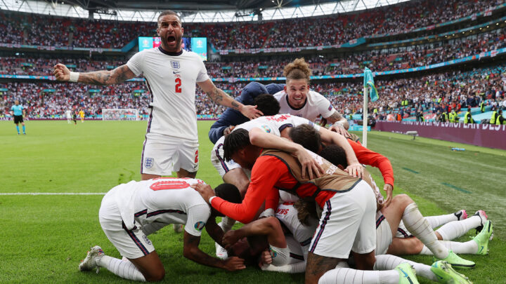 Inglaterra se impuso a Alemania