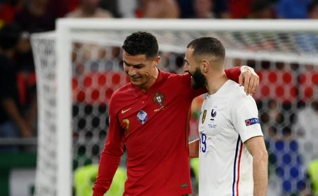 Francia, Portugal y Alemania jugarán Octavos de Final en la Eurocopa