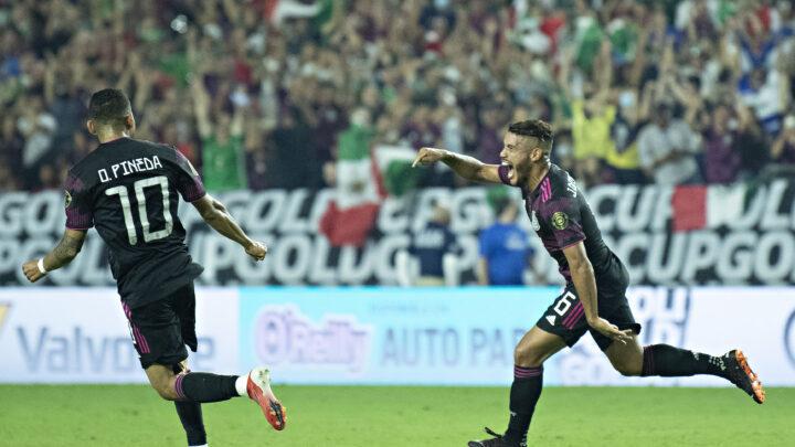 México avanzó a las Semifinales de la Copa Oro