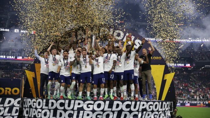 México cayó ante Estados Unidos en la Final de la Copa Oro