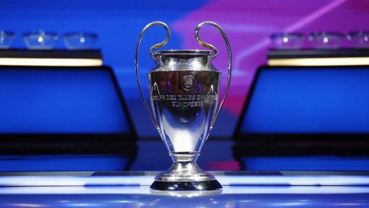 Definidos los grupos en la UEFA Champions League