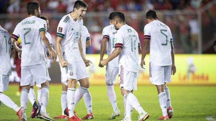 México sacó el empate en su visita a Panamá