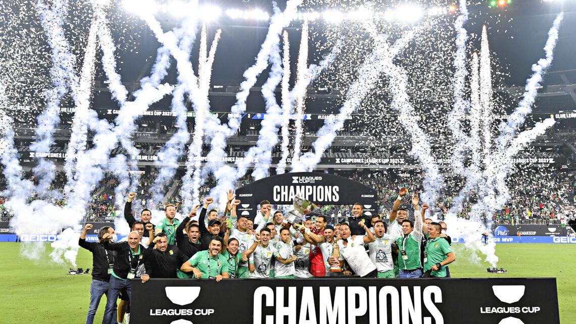 León ganó la Leagues Cup