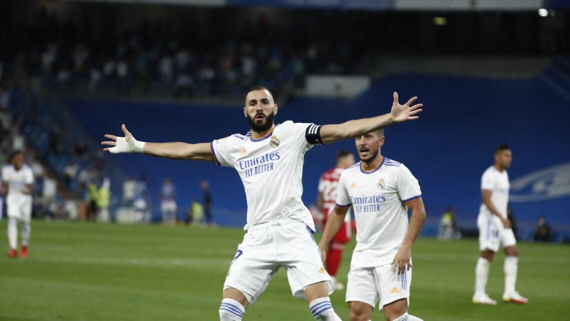 Real Madrid remontó ante el Celta