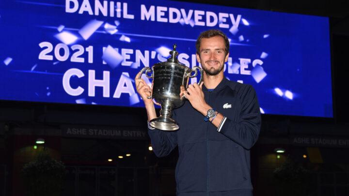 Medvedev ganó el US Open