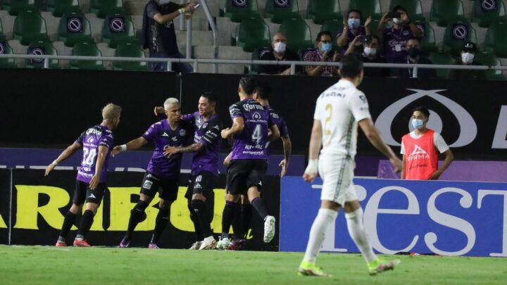 Mazatlán rescató un punto ante los Pumas