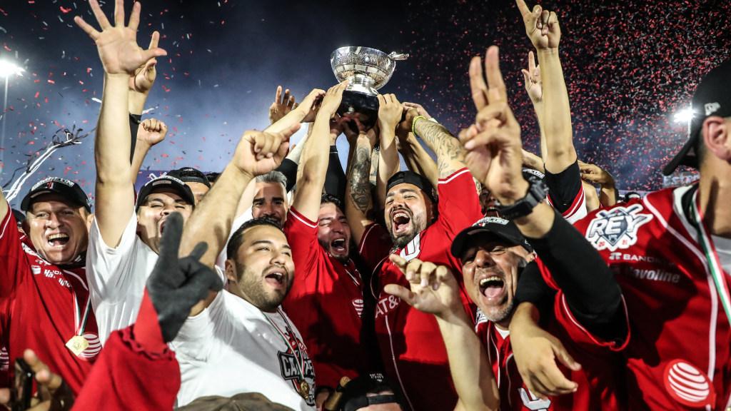 Tijuana ganó la Serie del Rey