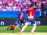 Las Chivas derrotaron a los Diablos