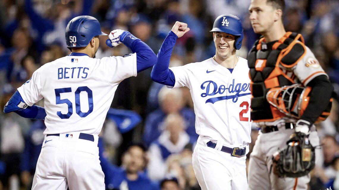 Los Dodgers se mantienen con vida
