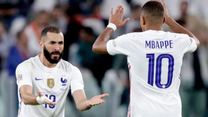 Francia jugará ante España la final de la Liga de las Naciones