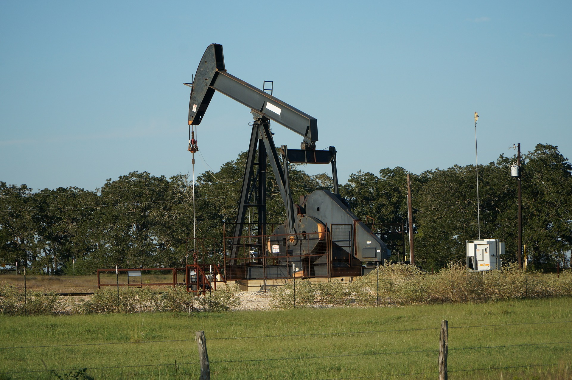 Eagleford Shale pump jack