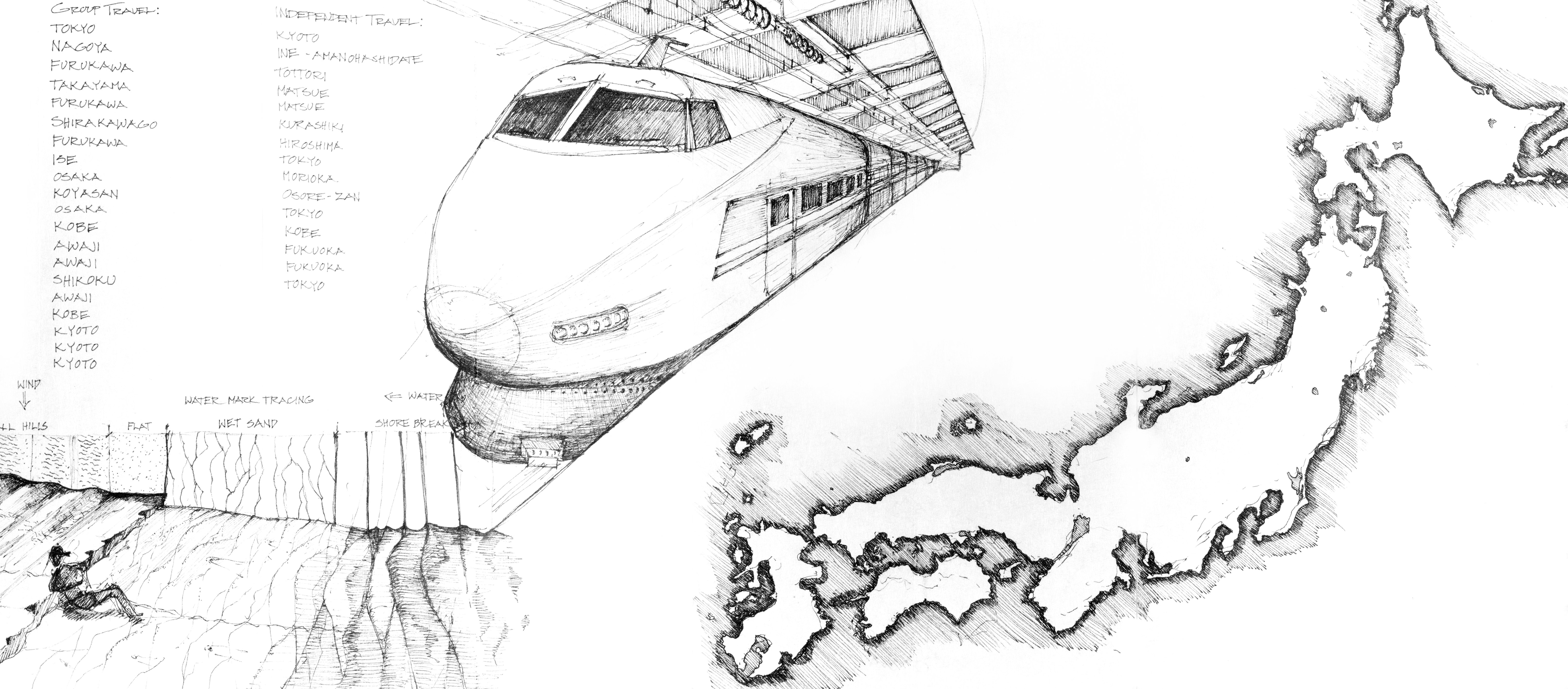 5.30-5.33 Bullet train maglev technology in Japan with the Shinkansen