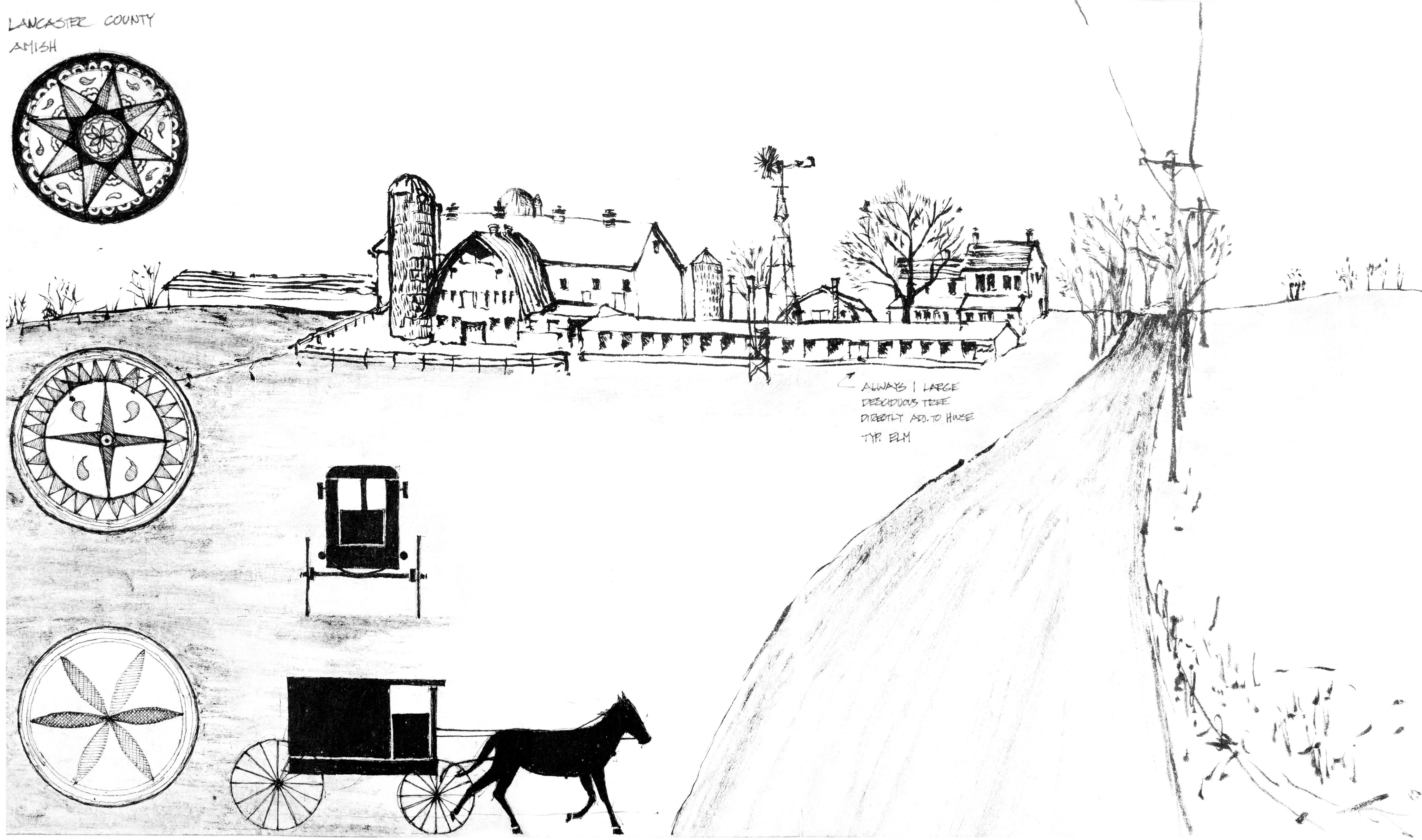 7.2 Amish community values