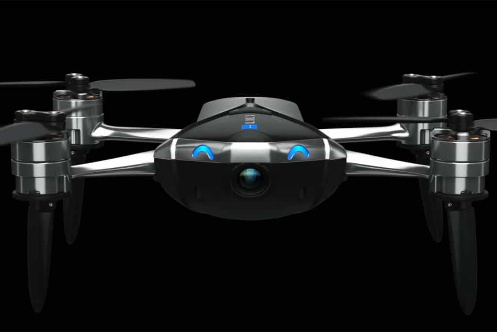 Lily Next Gen Drone Promotion