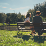 dating-social-anxiety-couple-on-bench