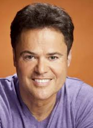 Donny Osmond Suffers from Social Anxiety