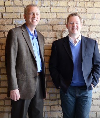 Dr. Russ Morfitt and Dale Cook, Co-Founders of Learn to Live
