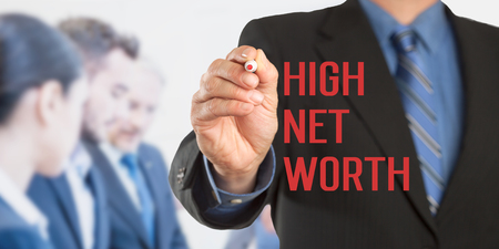 high net worth and taxes