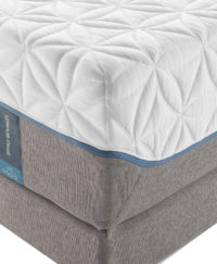 TEMPUR-cloud luxe memory foam mattress