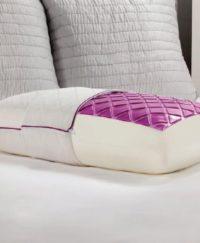 Posturepedic Cooling Gel Memory Foam Contour Pillow