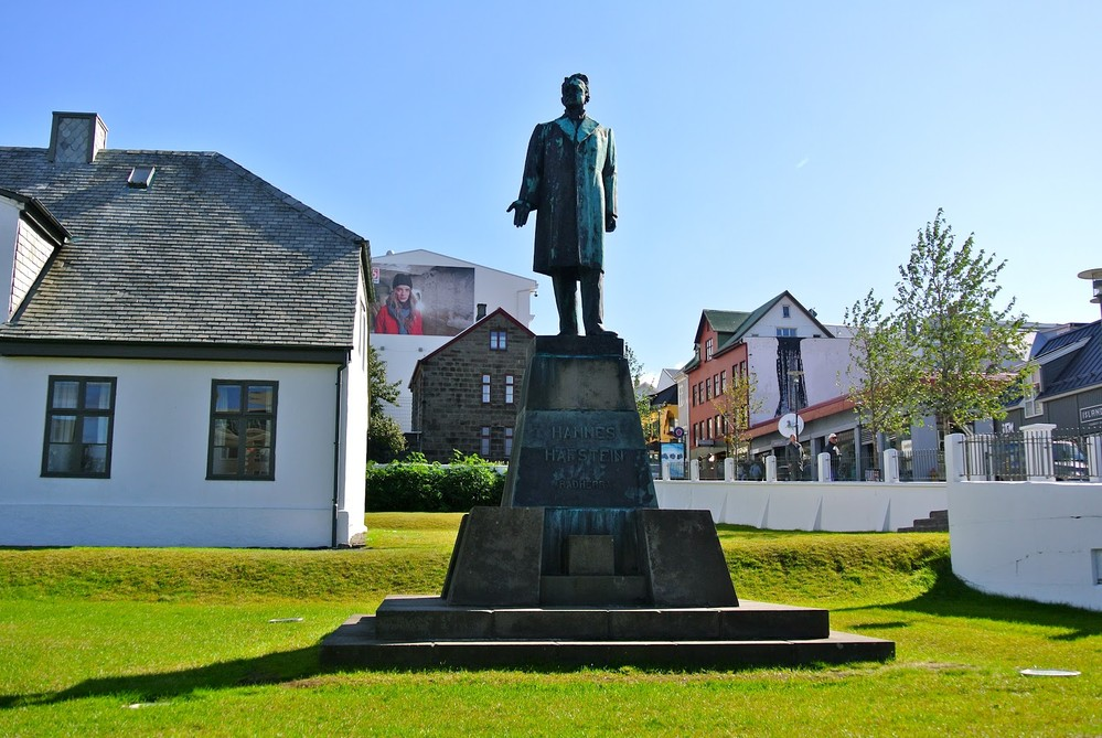 Roaming around Reykjavík & Touring The Golden Circle
