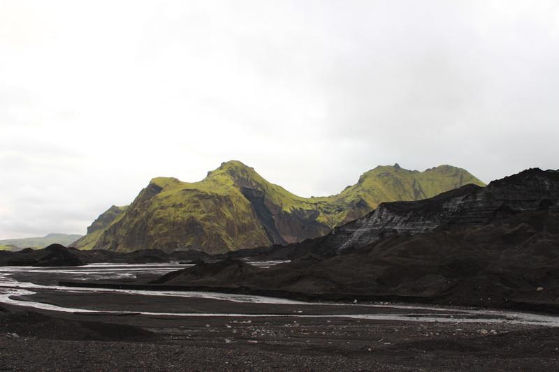 Exploring Katla volcano, South Iceland