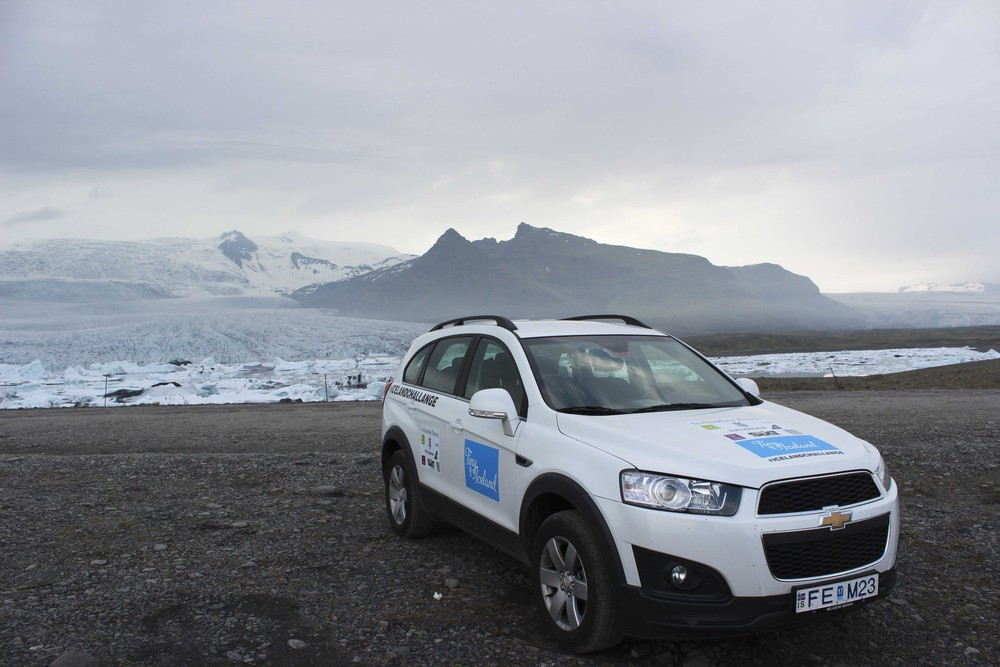 [Review] Sixt rent a car Iceland