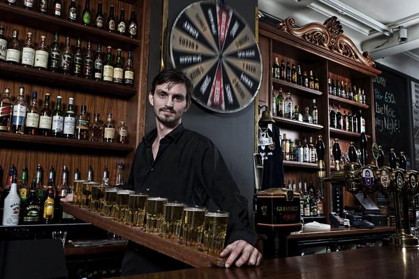 The English Pub, Reykjavík Iceland
