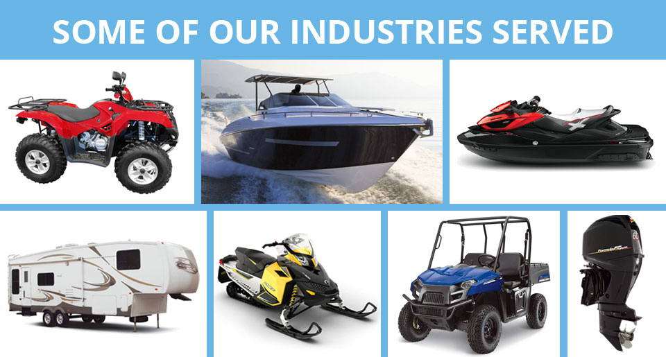 Some Of Our Industries Served