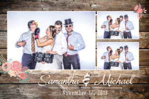 Buffalo 4x6 Photo Booth Strip 4