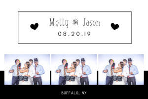 Buffalo 4x6 Photo Booth Strip 8