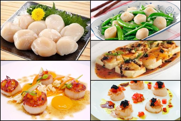 Scallop Meat without Roe Image