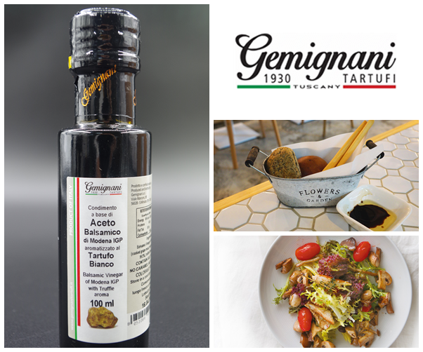 Balsamic Vinegar with White Truffle Image