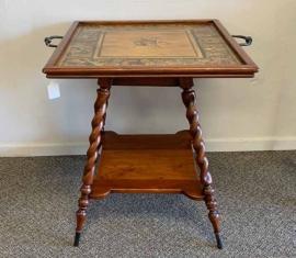Vintage Serving Table
