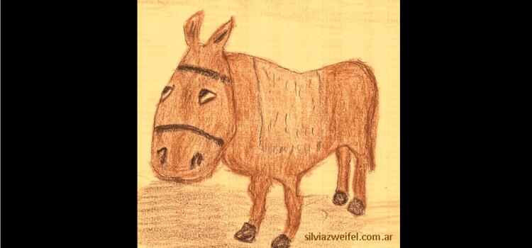 """La sombra del burro"""