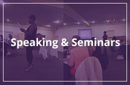 Keynote Speaker and Seminars