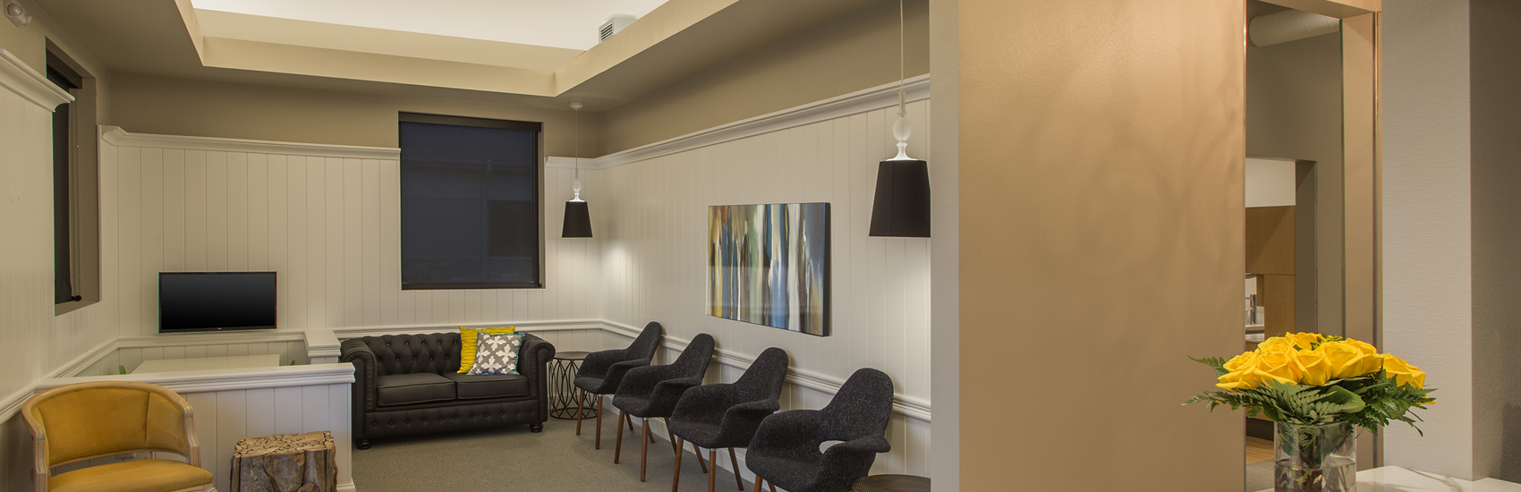 Eaton Family Dental Office Interior