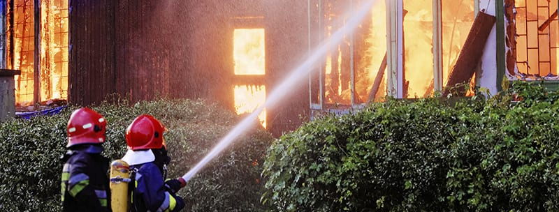 Reduce the Risk of Fire in Your Garage